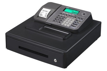 Casio SE-S100 Cash Register Silver