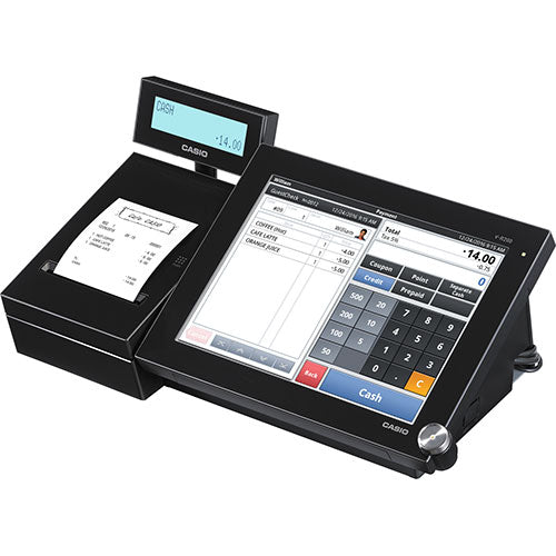 Casio V-R200 EPOS Terminal (Monthly Rental) - Premier Cash Registers