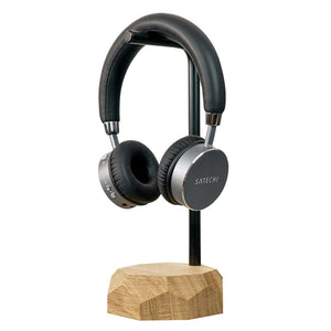 Support casque en bois en bois - Oakywood France