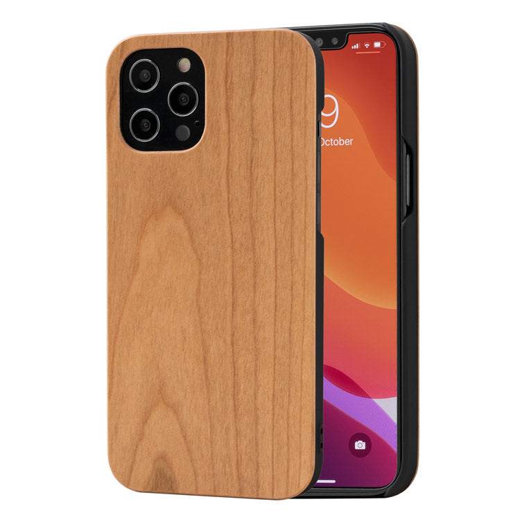 Classic coque iPhone - Merisier en bois - Oakywood France
