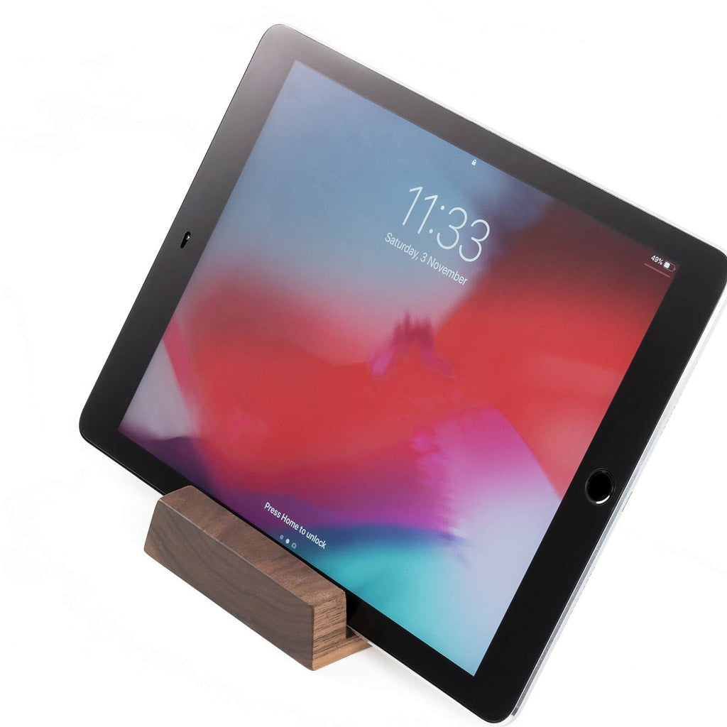 Support de tablette en bois - Oakywood France