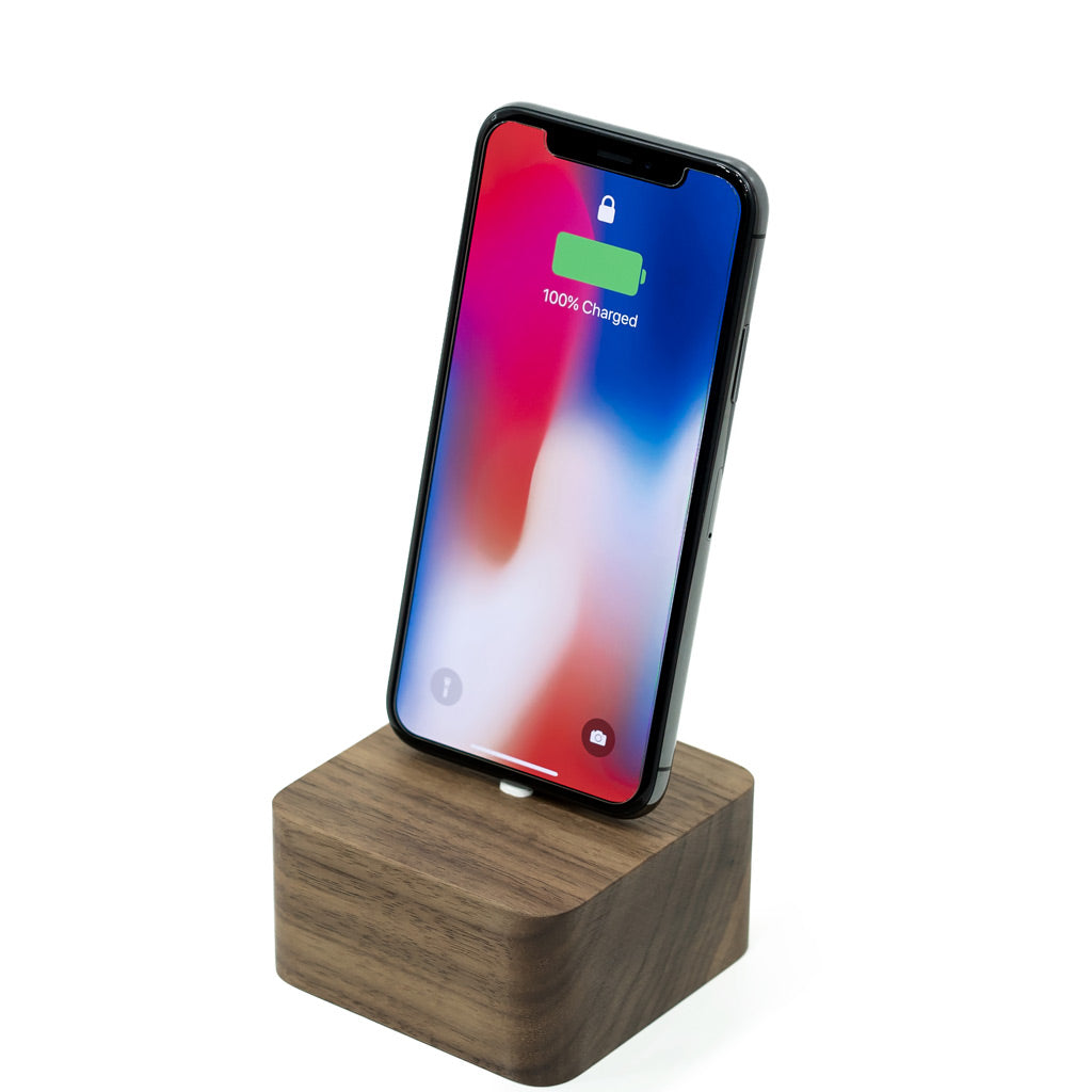 iPhone dock chargeur - OakywoodFrance