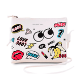Cartoon Comic Design Mini Handbag - Girly Got Style