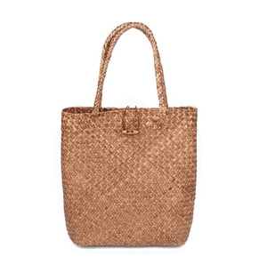 Vintage Straw Bag - Girly Got Style