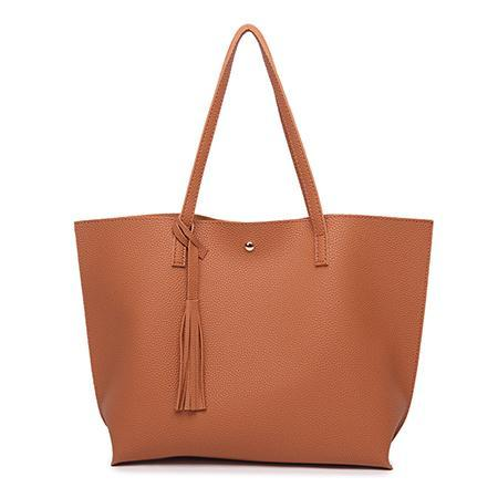 Leather Casual Vintage Bag - Girly Got Style