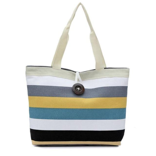 Canvas Tote - Girly Got Style