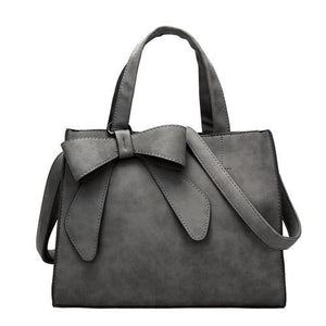 Causal Bow Tie Handbag - Girly Got Style