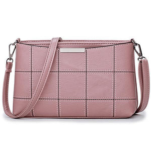 Leather Handbag Clutch - Girly Got Style