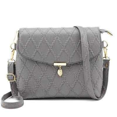 Leather Shoulder Mini Bag - Girly Got Style