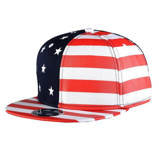 4th Of July Snapback - Girly Got Style