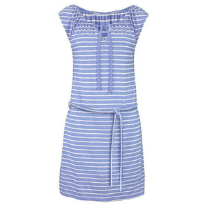 Stripe Short Sleeve Sundress - Girly Got Style