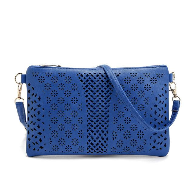 Hollow Envelope Shoulder Bag Clutch - Girly Got Style