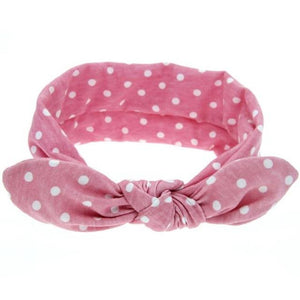 Polka Dot Headband - Girly Got Style