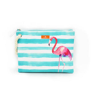 Colorful Print Clutch - Girly Got Style