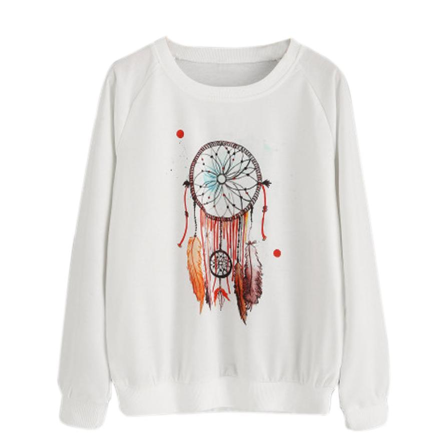 Dream Catcher Sweatshirt Pullover - Girly Got Style