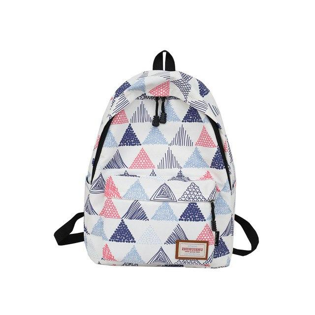 Canvas Backpack - Girly Got Style