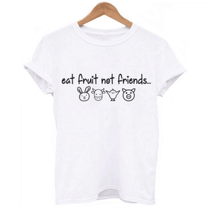 Vegan Plant T-Shirt - Girly Got Style