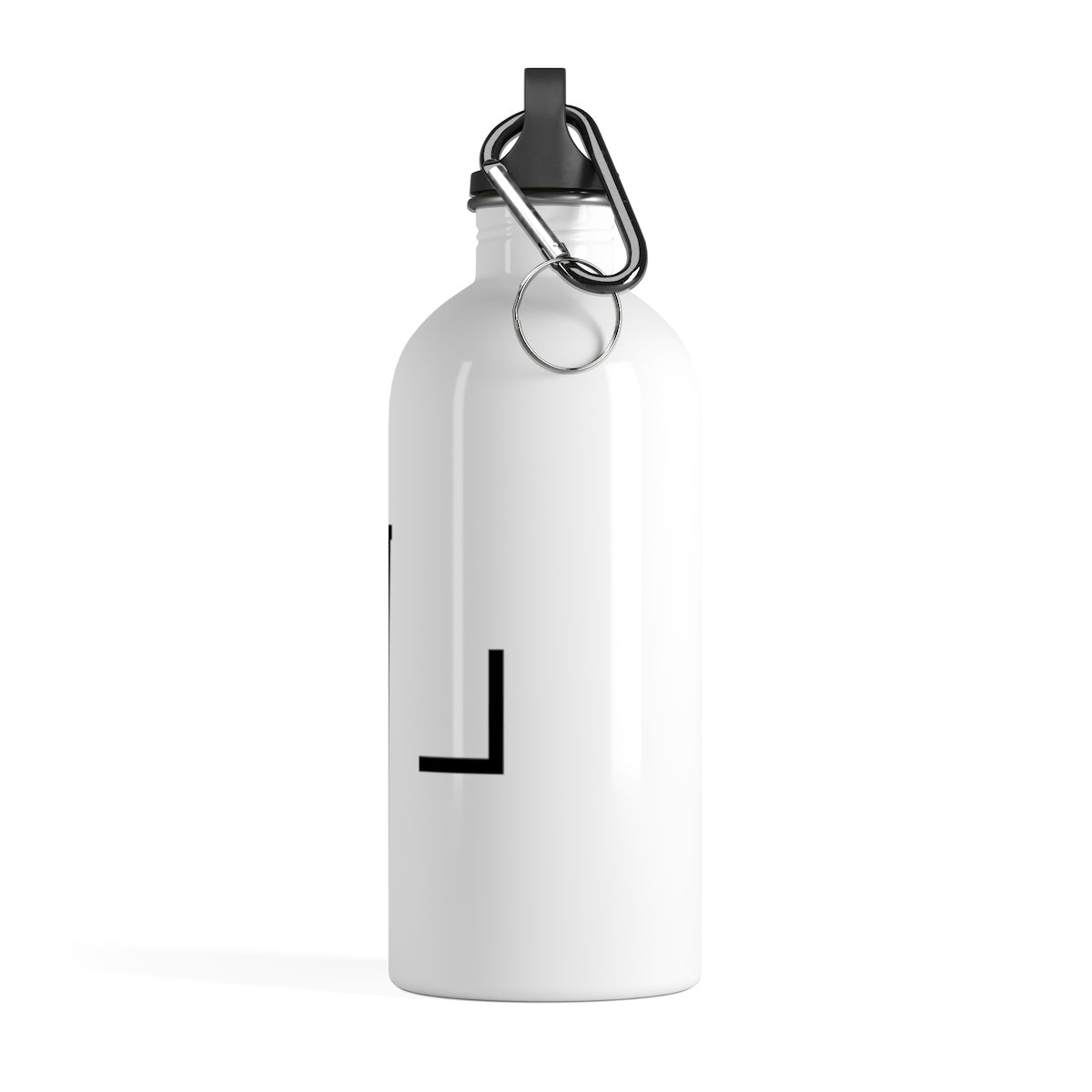 Livin Loved Logo Stainless Steel Water Bottle