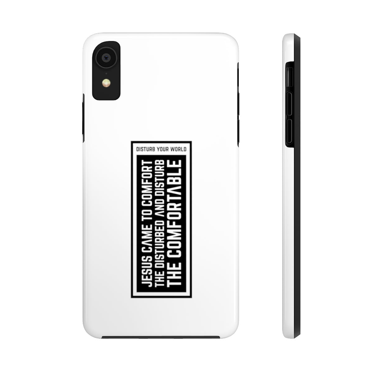 Jesus Came Case Mate Tough Phone Cases
