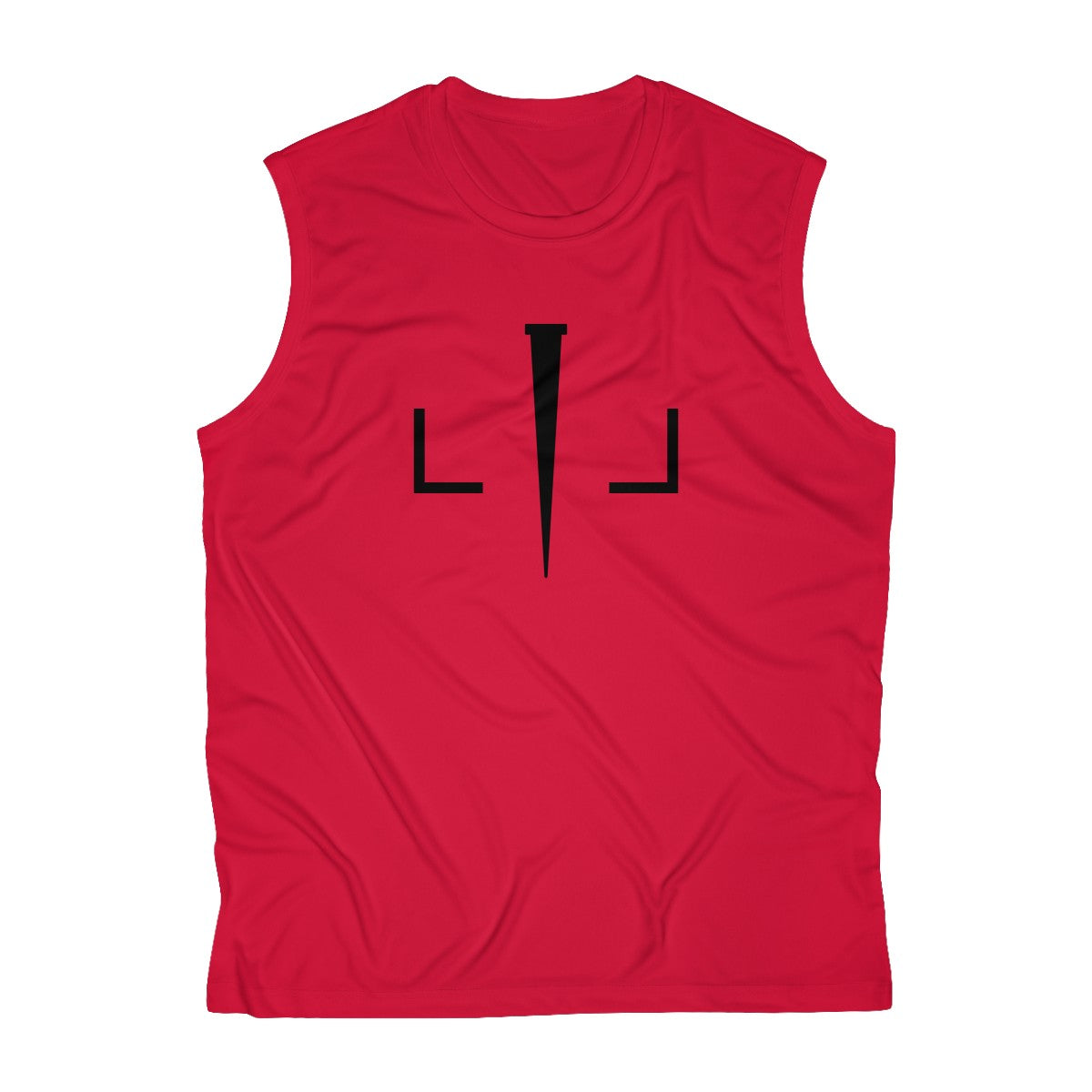 Livin Loved Logo Men's Sleeveless Performance Tee
