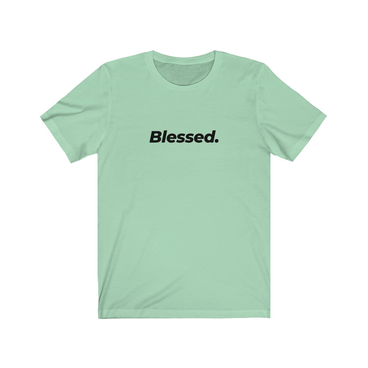 Blessed Unisex Jersey Short Sleeve Tee - LIGHT