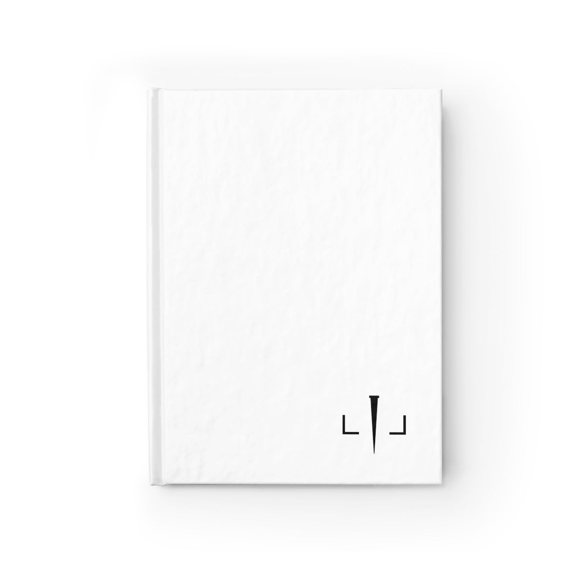 Livin Loved Logo Journal - Blank