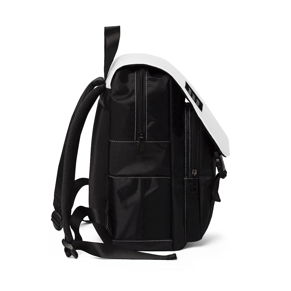 Be A Student And Not Judge Of Your Life Unisex Casual Shoulder Backpack