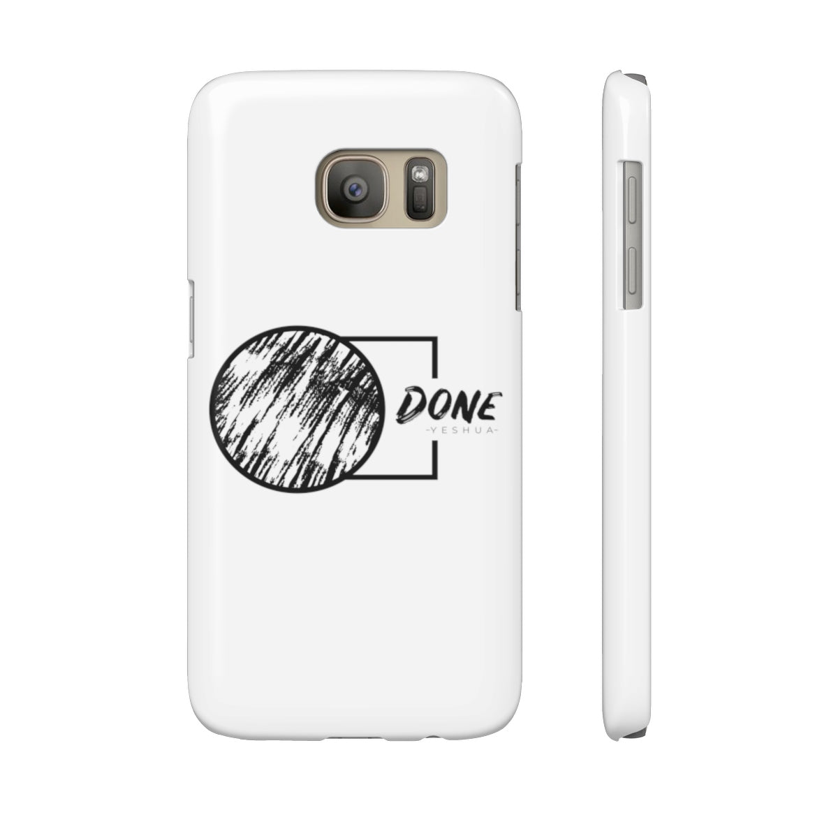 Done By Yeshua Case Mate Slim Phone Cases