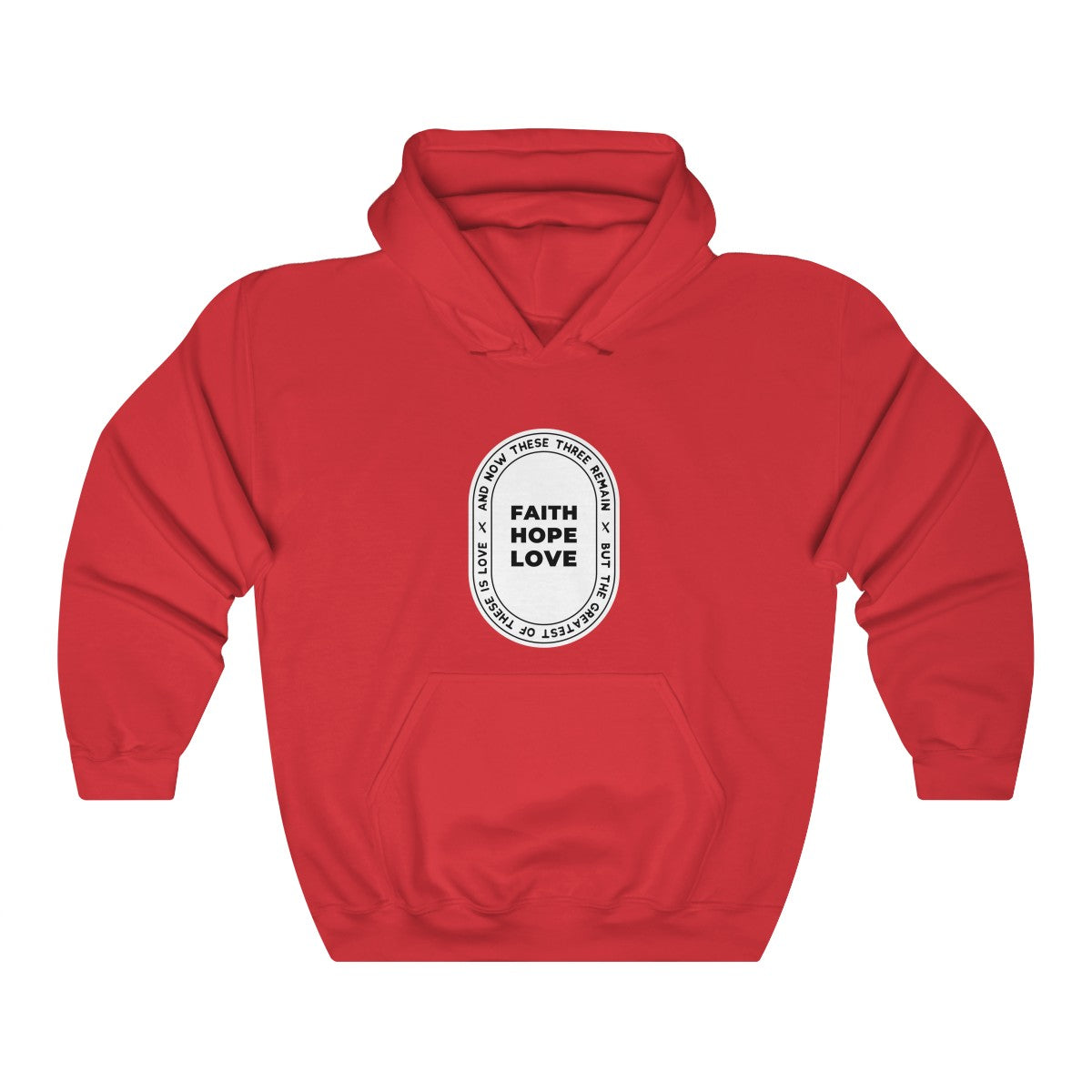 The Big 3 Unisex Heavy Blend™ Hooded Sweatshirt
