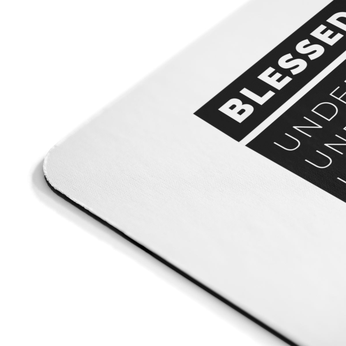 Blessed Are The Mousepad