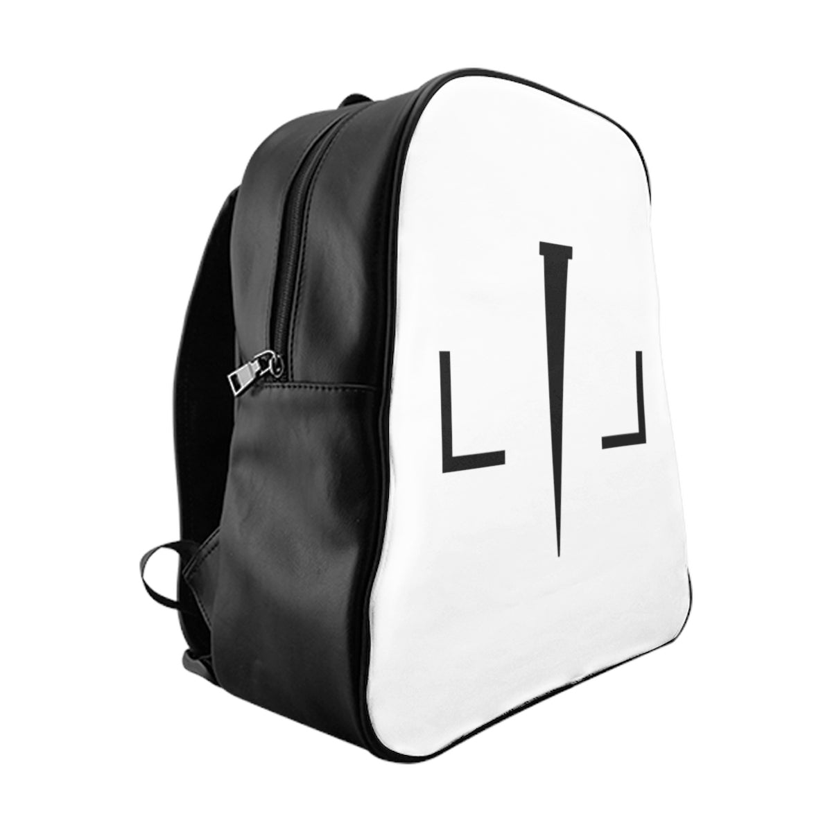 Livin Loved Logo School Backpack