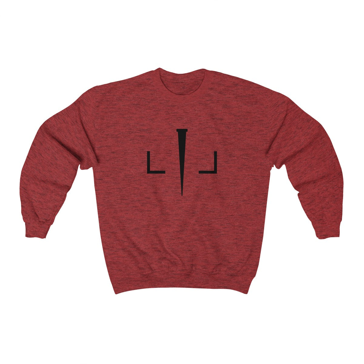 Livin Loved Logo Unisex Heavy Blend™ Crewneck Sweatshirt