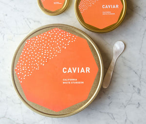 White Sturgeon Caviar 1000g