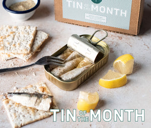 Tin of the Month Club