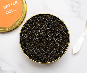 White Sturgeon Caviar 250G