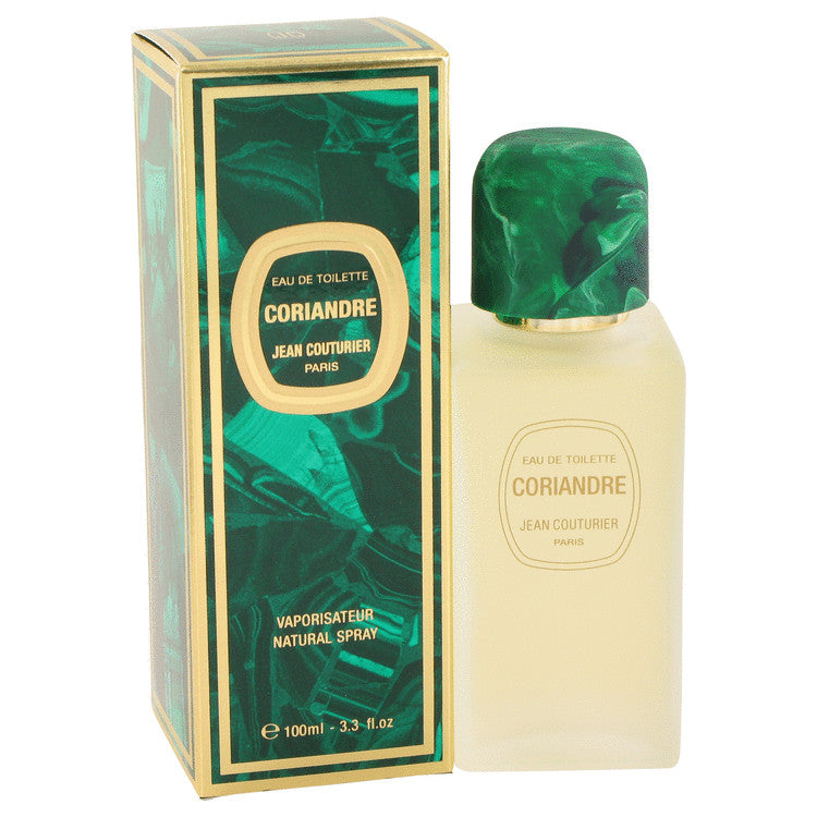 CORIANDRE by Jean Couturier Eau De Toilette Spray for Women