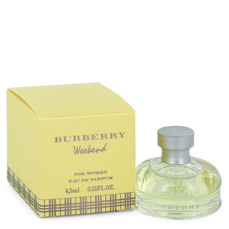 WEEKEND by Burberry Mini EDP .15 oz  for Women
