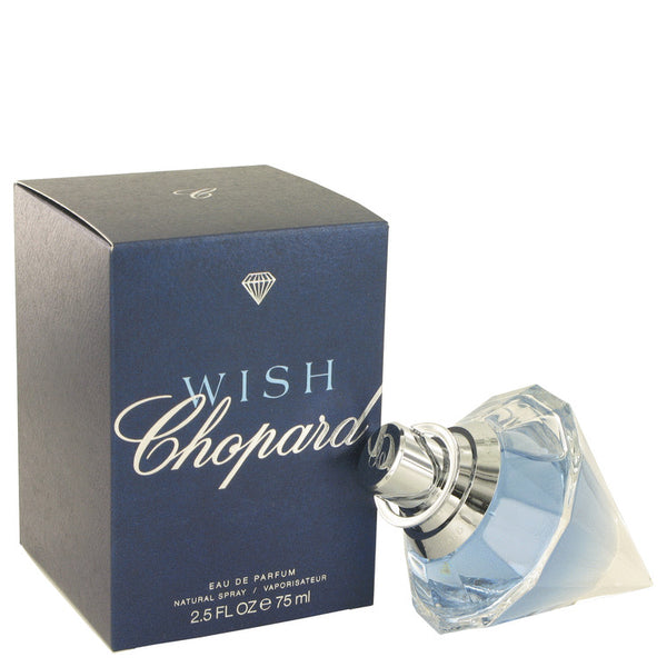 WISH by Chopard Eau De Parfum Spray 2.5 oz for Women