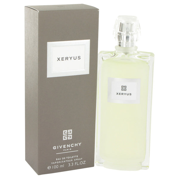 XERYUS by Givenchy Eau De Toilette Spray 3.4 oz for Men