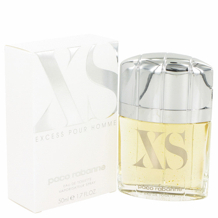 XS by Paco Rabanne Eau De Toilette Spray for Men