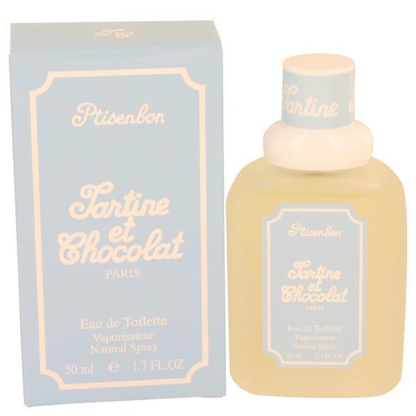 Tartine Et Chocolate Ptisenbon by Givenchy Eau De Toilette Spray 1.7 oz for Women