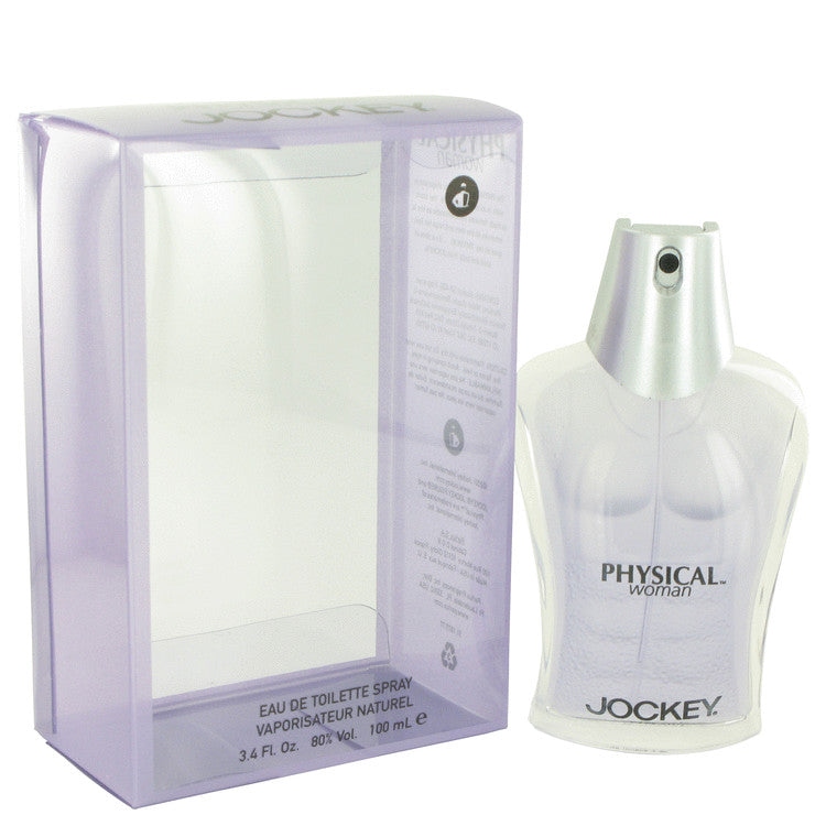 PHYSICAL JOCKEY by Jockey International Eau De Toilette Spray 3.4 oz for Women