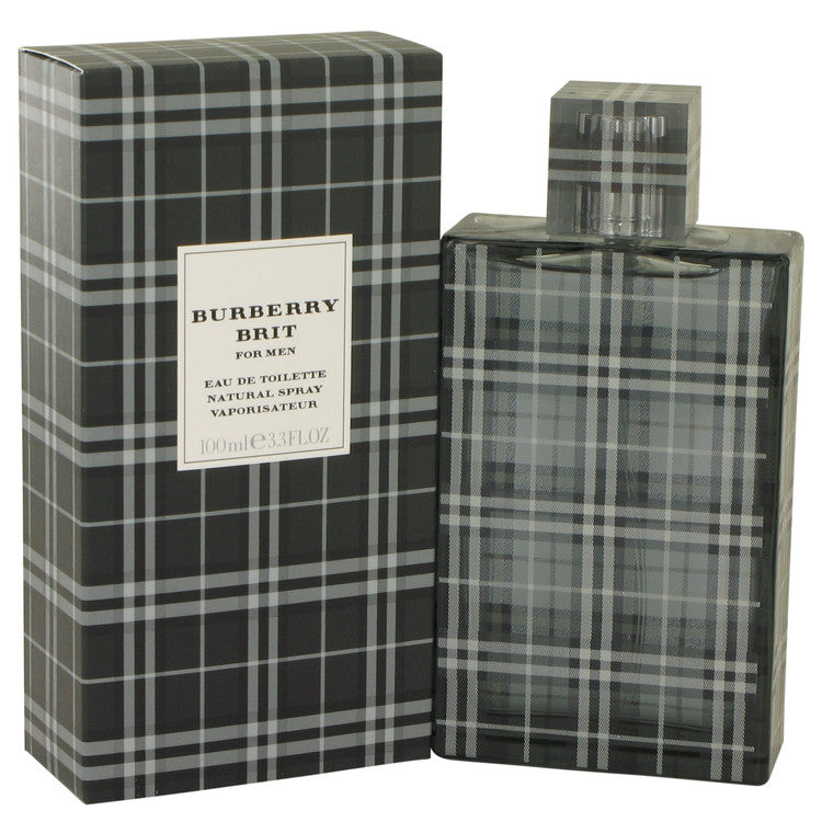 Burberry Brit by Burberry Eau De Toilette Spray for Men
