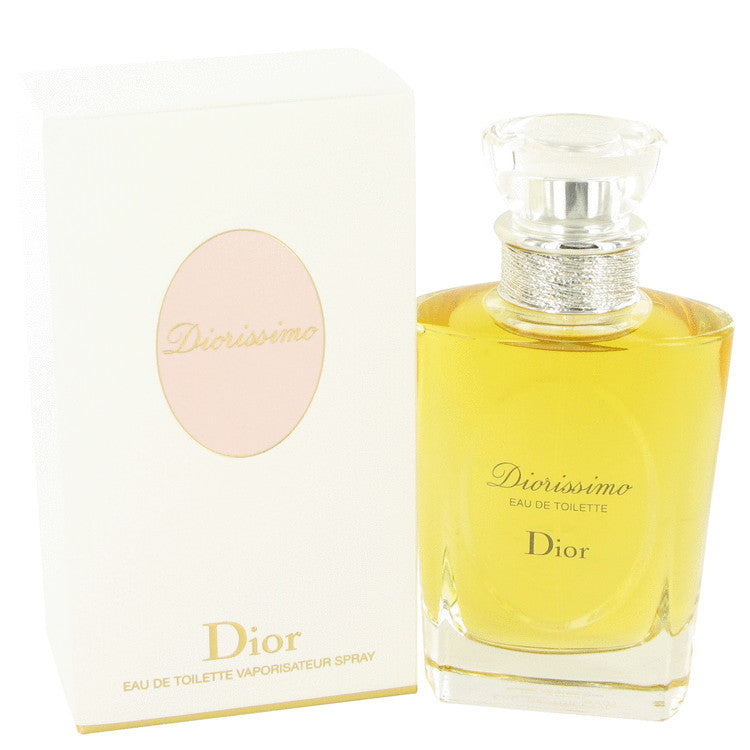 DIORISSIMO by Christian Dior Eau De Toilette Spray for Women