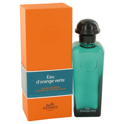 EAU D'ORANGE VERTE by Hermes Eau De Cologne Spray (Unisex)