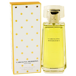 CAROLINA HERRERA by Carolina Herrera Eau De Parfum Spray 3.4 oz for Women