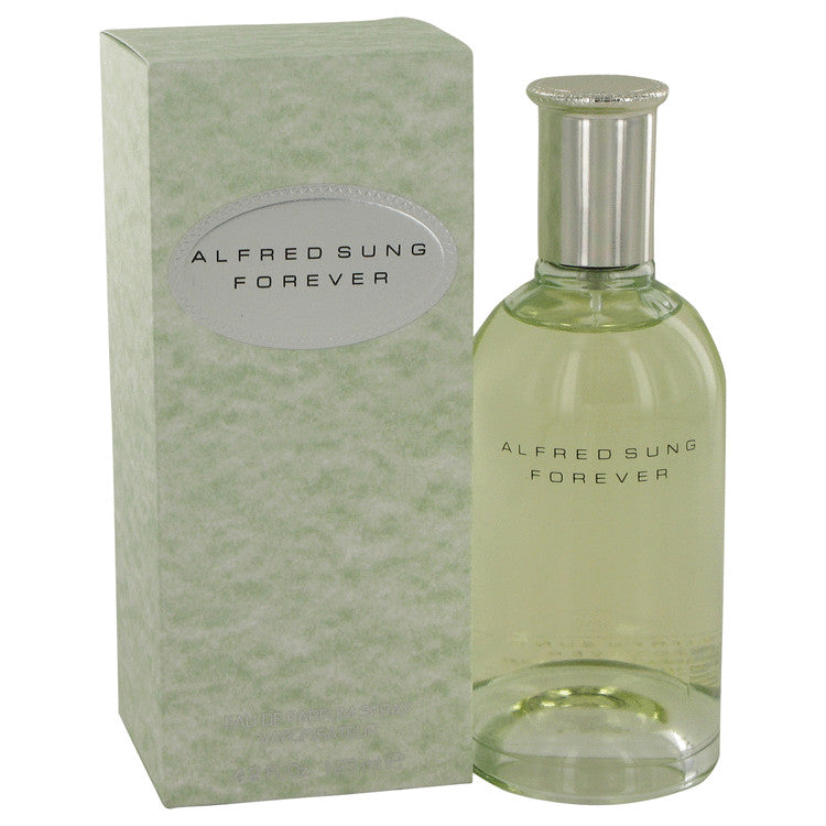 FOREVER by Alfred Sung Eau De Parfum Spray 4.2 oz for Women