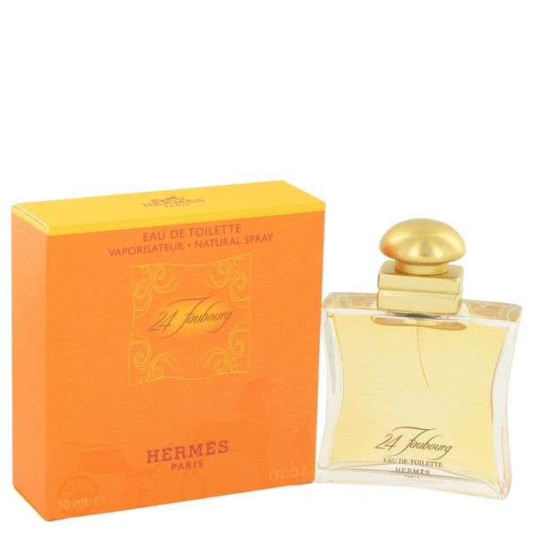 24 FAUBOURG by Hermes Eau De Toilette Spray for Women