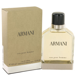 ARMANI by Giorgio Armani Eau De Toilette Spray 3.4 oz for Men