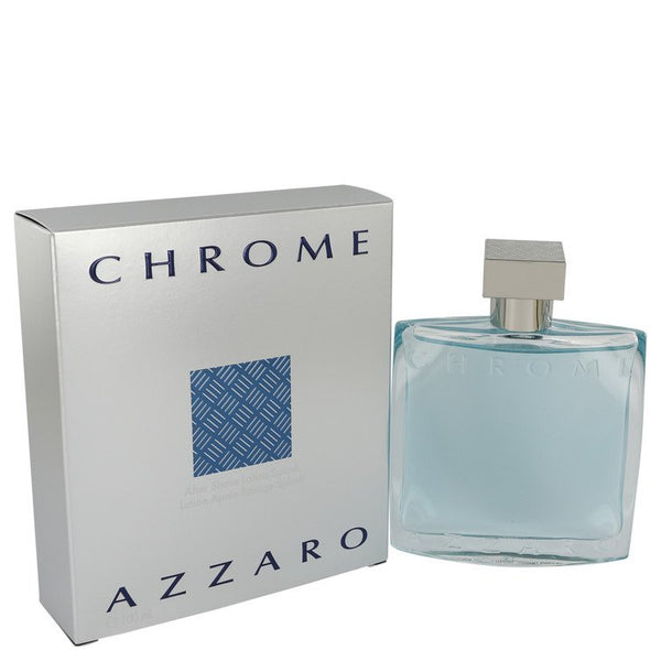 Chrome by Azzaro After Shave 3.4 oz for Men